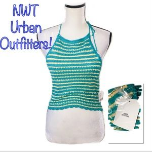 Urban Outfitters Tops - ‼️🔥NWT URBAN OUTFITTERS Knit Crop Top!🔥‼️